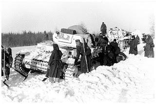 El Frente Oriental en la Segunda Guerra Mundial