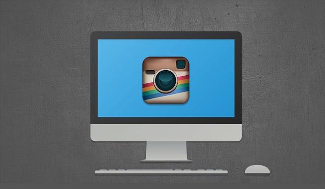 طريقة رفع الصور على انستقرام Instagram من الكمبيوتر بدون برنامج