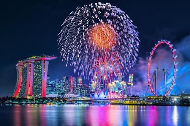 tour du lịch singapore tết 2020 - 4 địa điểm