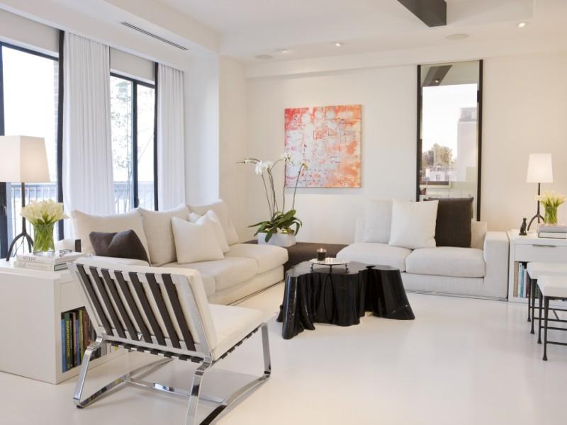 Small Apartment Design In Washington Dc