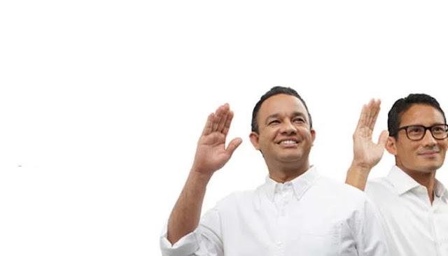 Anies-Sandi Menang di TPS Ketua Umum PDIP Perjuangan Megawati Soekarnowati