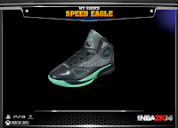 NBA 2K14 Peak Speed Eagle