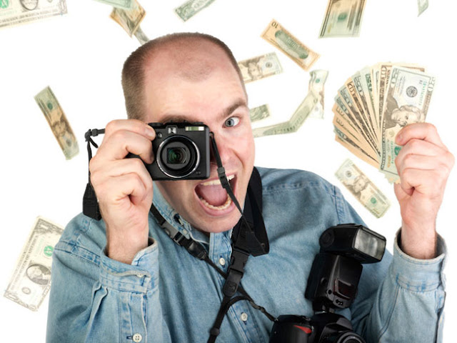 Way to make money with photography