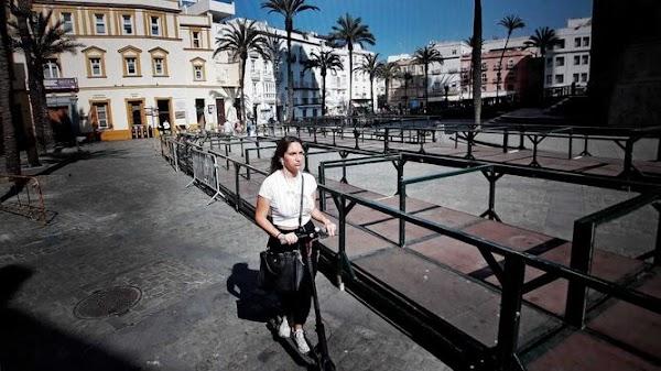 ¿Cuándo volverán las procesiones a Cádiz?