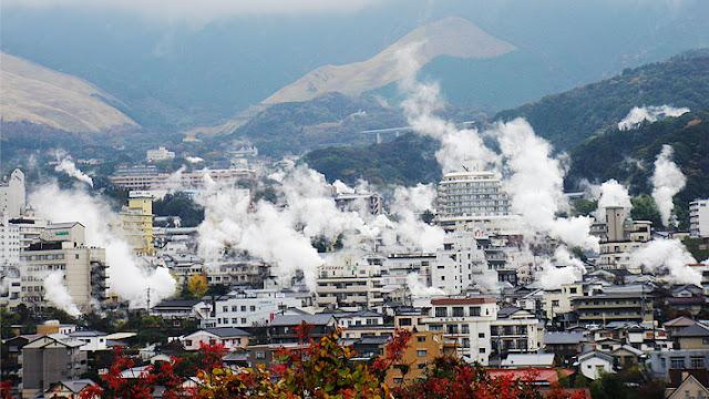 Beppu Scenery