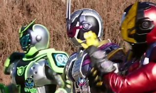Kamen Rider Zi-O episode 24 Subs Indo