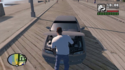 how to use convertible roof in gta san andreas pc
