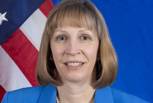 Nueva embajadora de Estados Unidos en Armenia