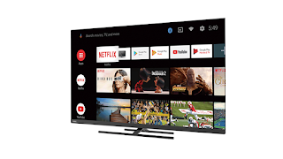 Bazar Plus-Haier India launched new premium S8 Series of AI-enabled 4K Smart LED TVs tech news media kesari मीडिया केसरी haier S8 series on Amazon