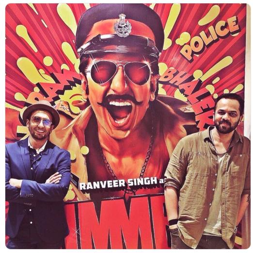 रणवीर सिंह की सिंबा का ट्रेलर 3 दिसंबर को रिलीज़ होगी।