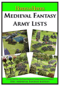 Hordes & Heroes Fantasy Army Lists