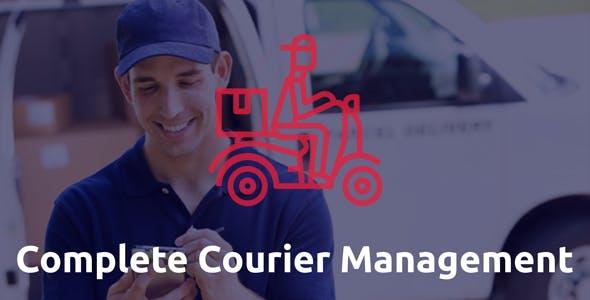Runner v1.0 - Complete Courier Management - nulled