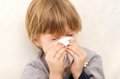 Điều trị tình trạng sổ mũi kéo dài ở trẻ