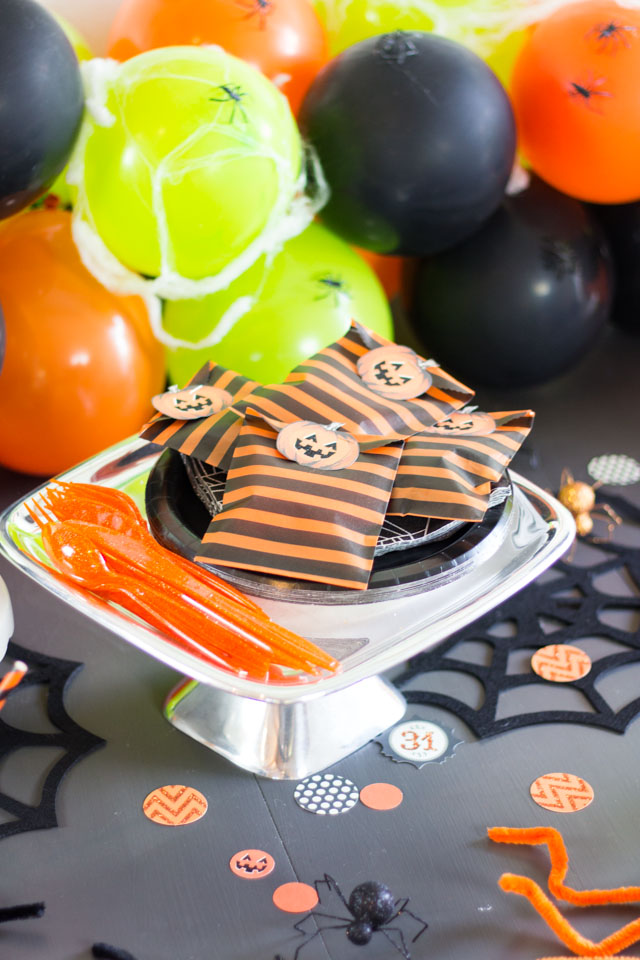 Simple Halloween party ideas