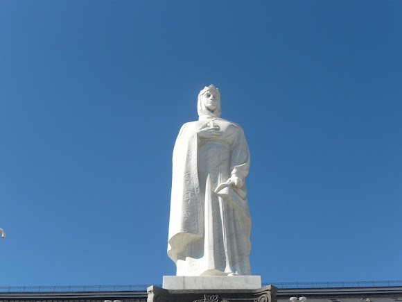 Памятник княгине Ольге, святым Кириллу и Мефодию, апостолу Андрею Первозванному