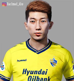 PES 2021 Faces Jo Hyeon-Woo by Rachmad ABs