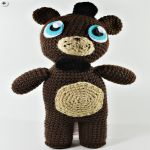 http://www.ravelry.com/patterns/library/fnaf-freddy-amigurumi---video-tutorial