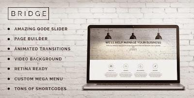 Download Free Bridge v7.1 Creative Multi-Purpose WordPress Theme