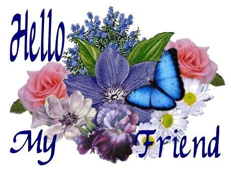 Hi Friends How Are You Wallpaper