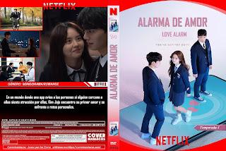 CARATULA ALARMA DE AMOR - LOVE ALARM - JOAHAMYEON ULLINEUN 2019[COVER DVD]