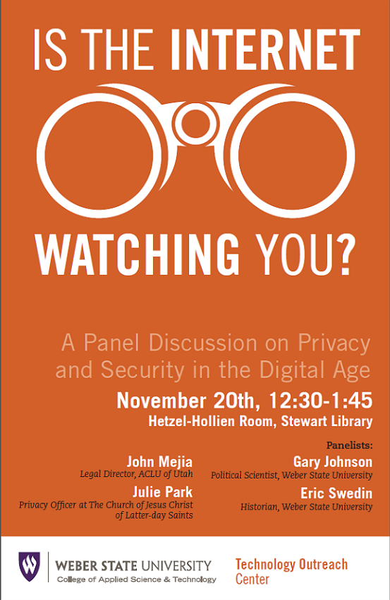 a discussion on privacy When it comes to privacy and accountability discussion questions do all people have an equal need for privacy do some, who are more vulnerable in some way.