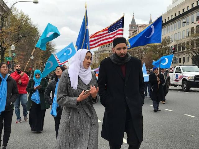 Aktivis Uighur Amerika Ini Patahkan Tudingan China Muslim Uighur Teroris dan Separatis