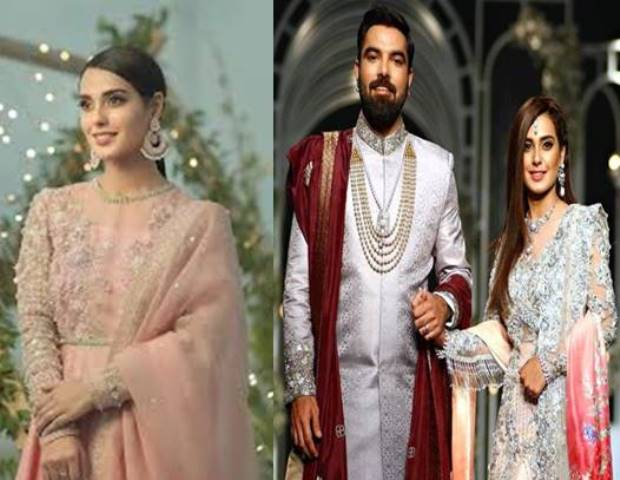 How Actress Iqra Aziz Celebrated her Godbharai Event
