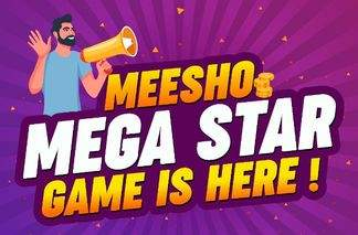 Meesho Refer Code - Mega Star Referral Game