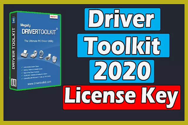 Download Driver Toolkit 2020 License Key