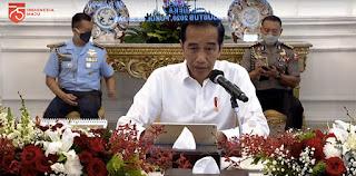 Kasus Corona Tembus 111 Ribu, Jokowi: Saya Tidak Tahu Sebabnya Apa?