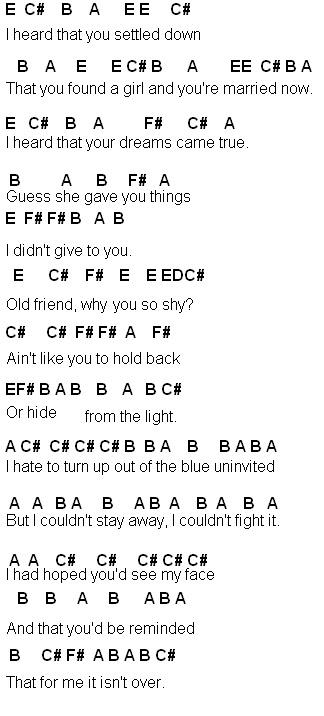 I like u letter