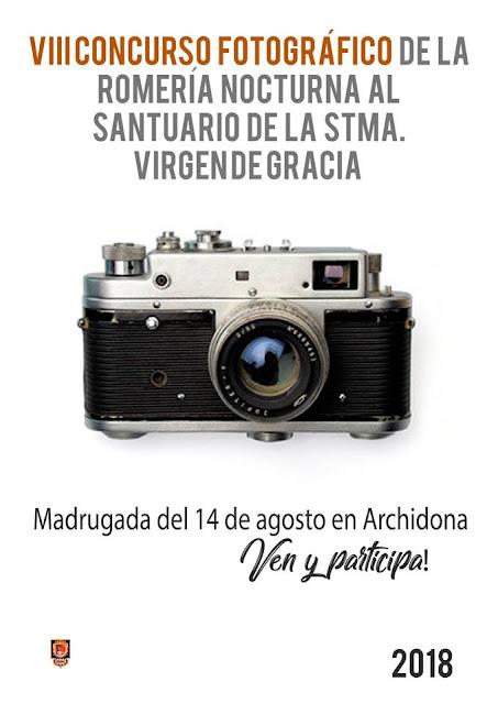 VIII Concurso de Fotografía de la Romería de Archidona