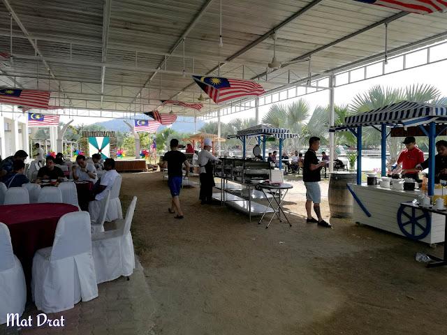 Marina Island Pangkor Resort