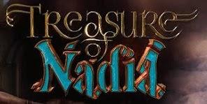 Nadia treasure of