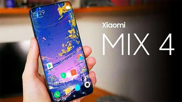 رسمياً مواصفات هاتف Xiaomi Mi MIX 4