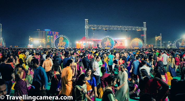 Gujarat state celebrates this festive spirit but there is one city, compared to all others, that stands out for its sheer grandeur of celebrations and the number of events that are held here during these nine nights. It's Vadodara - the Cultural Capital of Gujarat. Folks who want to see the real magic of Garba celebrations, Vadodara is the place of choice but witnessing it well may not be as easy as you may think. One needs to arrange passes to witness best Garba in the town and it costs you some money as well.