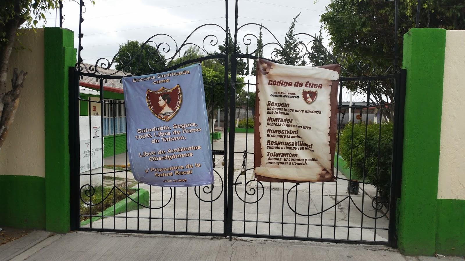 Primaria Leona Vicario
