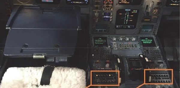 Pilot Tumpahkan Kopi Di Kokpit, Pesawat Terpaksa Putar Balik