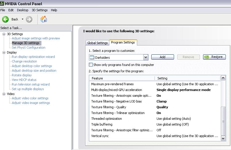 Darksiders 2 PC Bugs and Video Settings Tweaks | IMBACORE