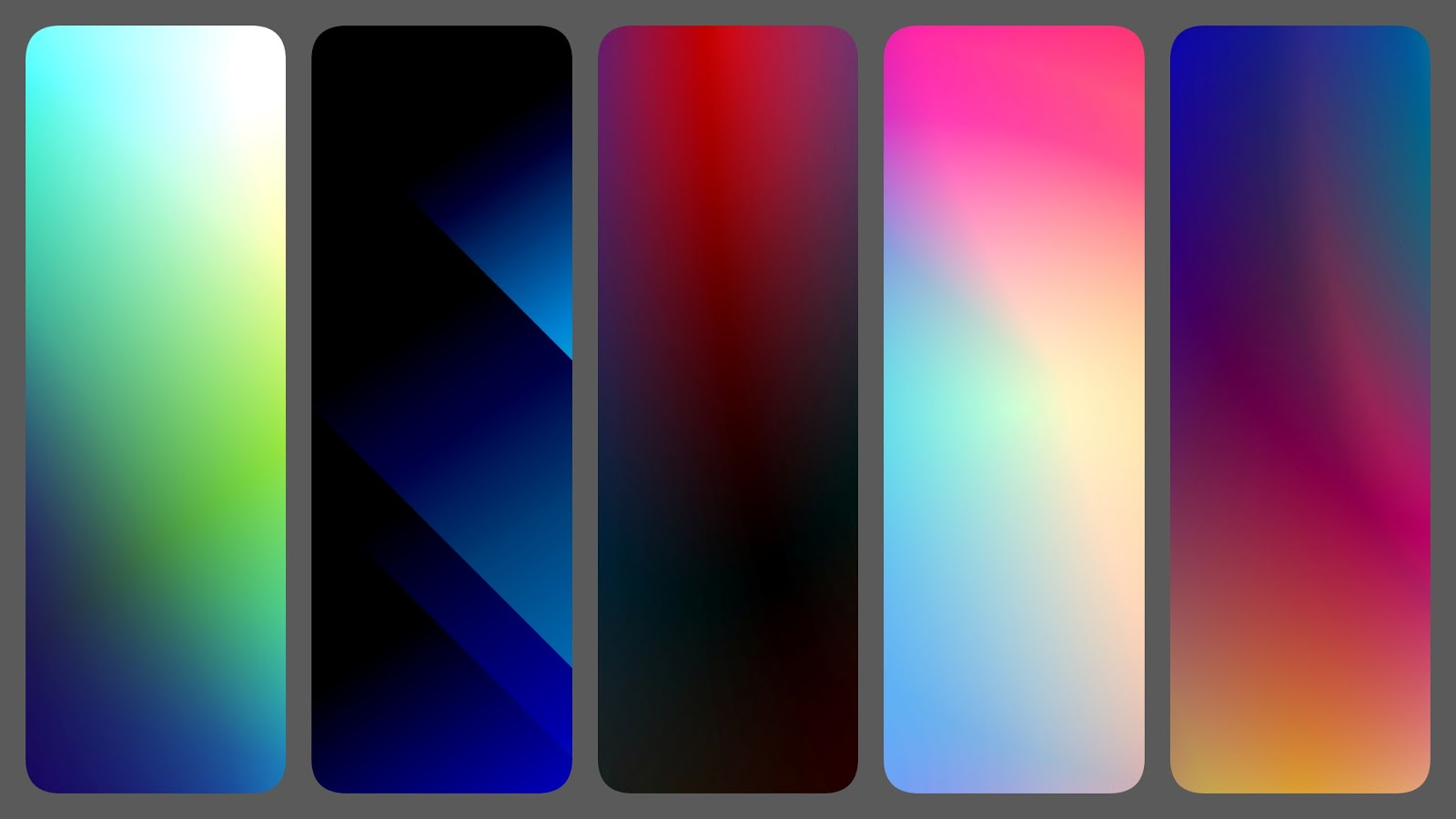 Download 24 Gradient Background Wallpapers for Phone
