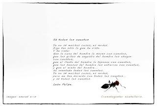 Poema Sé todos los cuentos de León Felipe