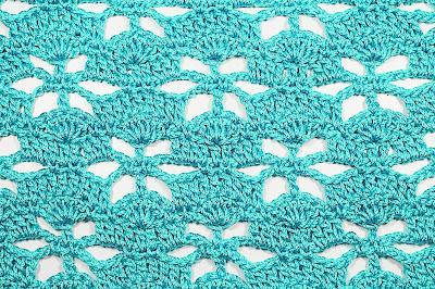 3 - Crochet IMAGEN Puntada a crochet especial para mantas y cobijas por MAJOVEL CROCHET