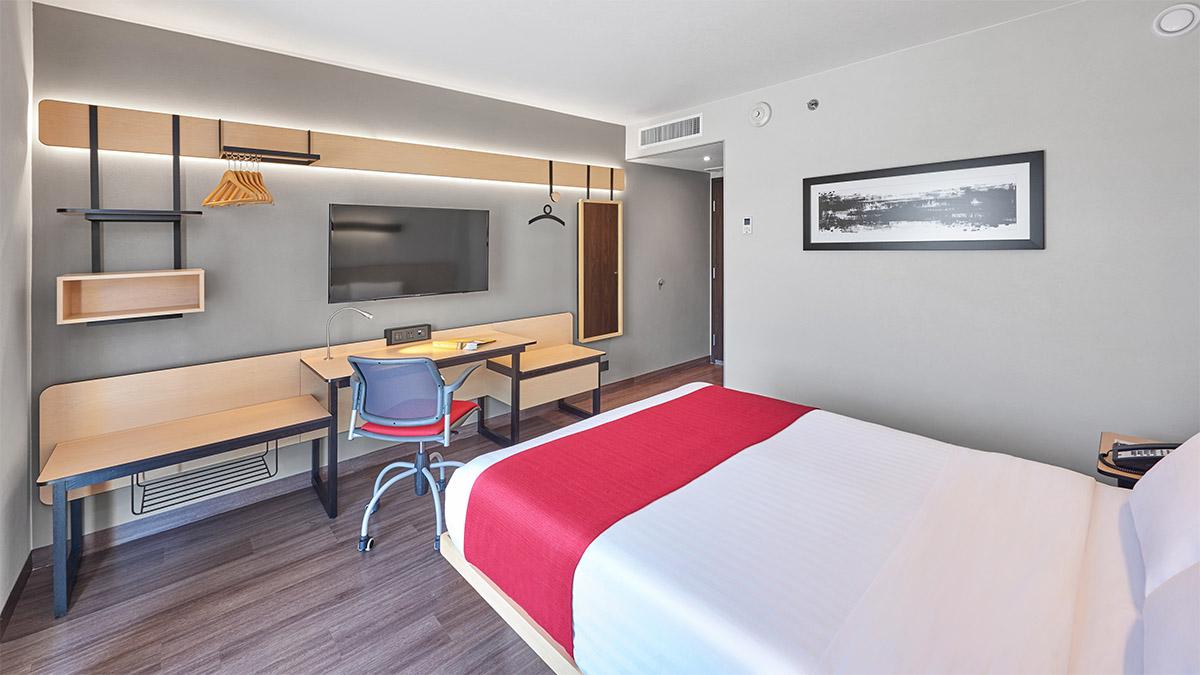 HOTELES CITY EXPRESS COMPROMISOS AHORRO ENERGÍA 02