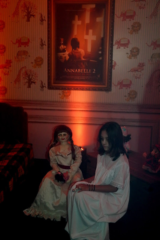 Annabelle 2 - A Criação do Mal Premiere em São Paulo