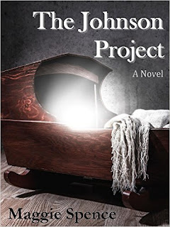 The Johnson Project - a near future infertility plague novel by Maggie Spence