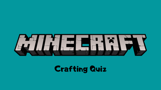 Minecraft Crafting Quiz Answers