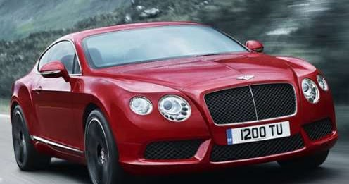 2012 Bentley Continental GT V8 Review Car Price and Specs