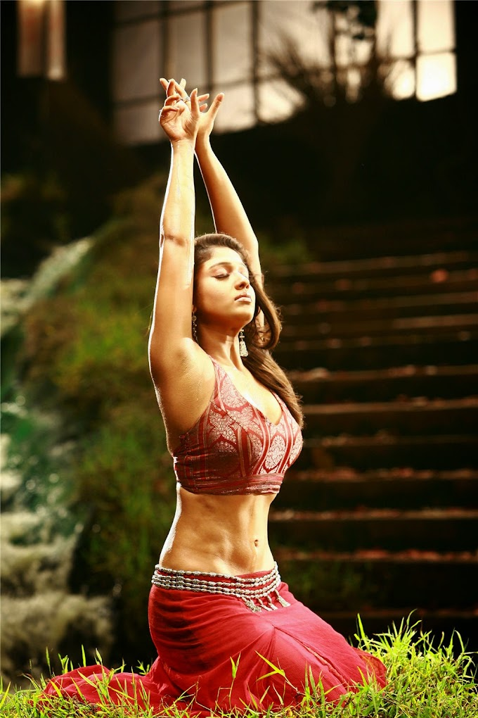 Nayanthara Hot Navel Show HD Photos Large Images Wallpers Sexy Hot
