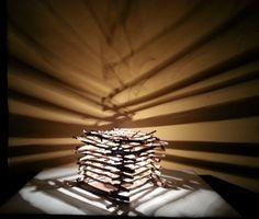lampu hias kamar tidur dari stik es krim