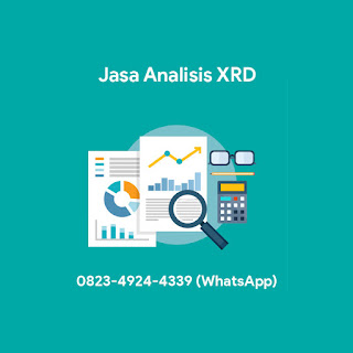 Jasa Analisis Data XRD